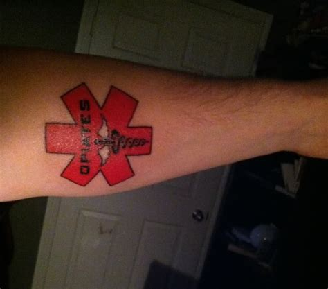 medic alert tattoo bungie  topic  flood medic alert