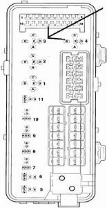 1997 Chrysler Concorde Fuse Box Diagram