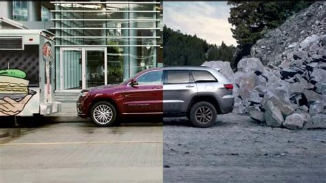 jeep ads 2017 2017 jeep grand cherokee tv commercial parallel park