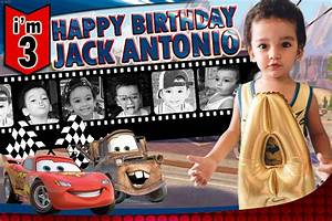 Online 50th Birthday Invitations Cars Birthday Tarpaulin Carstarpaulin Tarpaulin Design