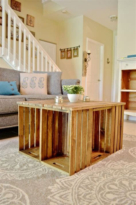 diy wood crate  cycle ideas  projects