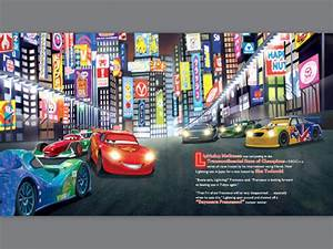 Cars Neon Racers by Disney Book Group on iBooks