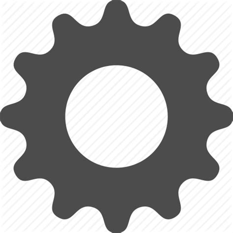 Config, Configuration, Control, Gear, Options, Preferences