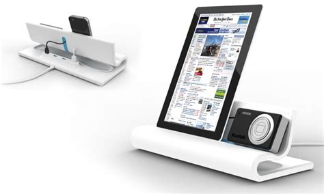 quirky converge docking station   iphone ipad   gadgetsin