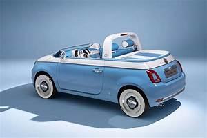 Fiat Garage : fiat 500 spiaggina by garage italia wordlesstech ~ Gottalentnigeria.com Avis de Voitures