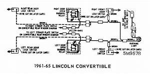 1964 Lincoln Continental Wiring Diagram Wiring Diagrams