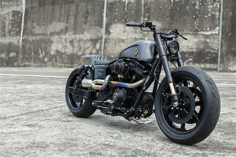 harley custom bike harley davidson dyna by crafts bike exif