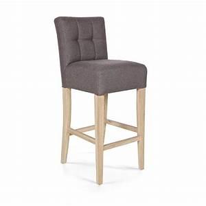 Chaise De Bar : chaise de bar capitonn e pauwel drawer ~ Farleysfitness.com Idées de Décoration