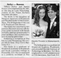 wedding announcements the newspaper announcement
