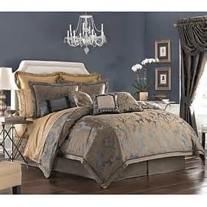 croscill 174 home sapphire comforter set bed bath beyond