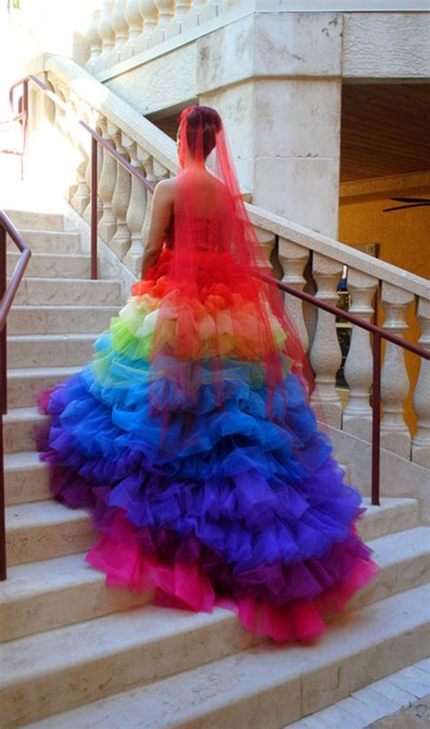 spring flowery rainbow dress xcitefunnet