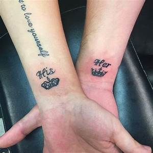 The 25+ best ideas about His And Hers Tattoo on Pinterest ...