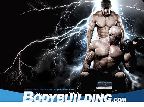 Wallpaper Bodybuilder Hd
