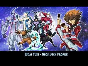 Character Deck - (Jaden) Judai Yuki - Neos Turbo Deck ...