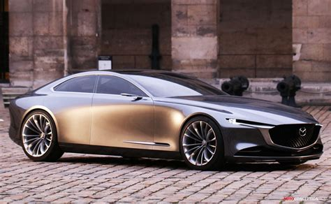mazda 6 vision coupe 2020 mazda vision coupe wins most beautiful concept car of the