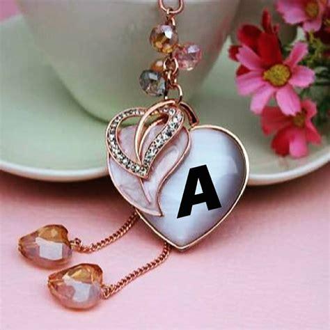 pin  naaz    alphabet necklace alphabet wallpaper