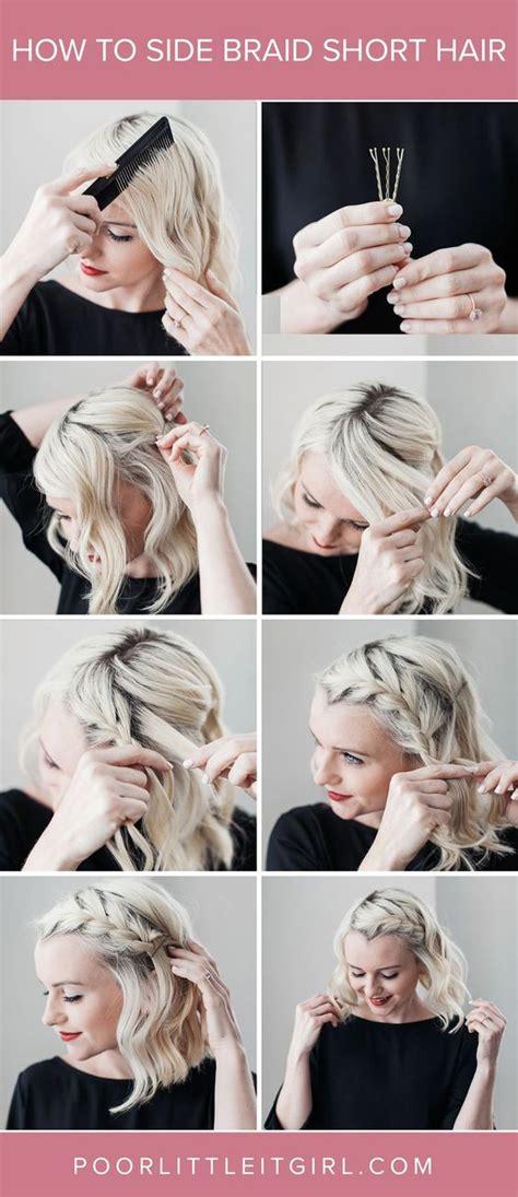 des modeles de coiffures pour cheveux courts coiffure