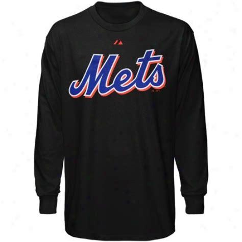 york mets  shirt majestic  york mets black