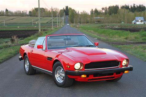 aston martin v8 volante sold 1981 aston martin v8 volante owen automotive canada