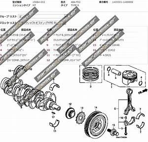 Twy Trading  Honda Genuine Parts  Fd2r Type R   Engine