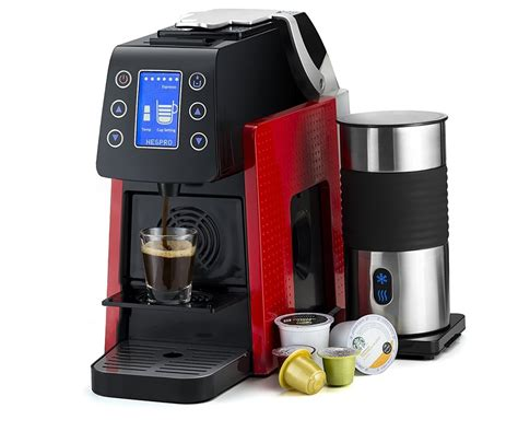 K cup coffee maker is a type of coffee brewer that makes it very easy and convenient to make a cup of coffee. World's First Coffee Maker to Brew K-Cups and Espresso ...