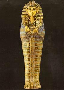 King Tutankhamun sarcophagus   Tutankhamun reference ...