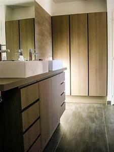 menuiserie sur mesure agencement lyon mobilier de bureau With meuble salle bain sur mesure