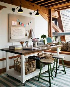 Meuble Deco Design : meubles contemporains roulettes pratiques et originaux ~ Teatrodelosmanantiales.com Idées de Décoration