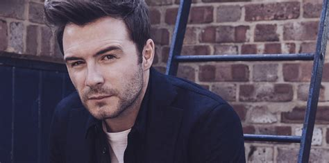 Westlife's Shane Filan To Kick Off 2017 World Tour In Ho