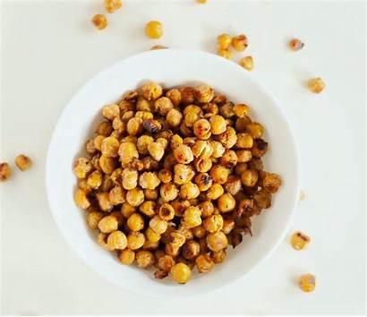 Chickpeas Garlic Lemon Roasted Recipes Scratch