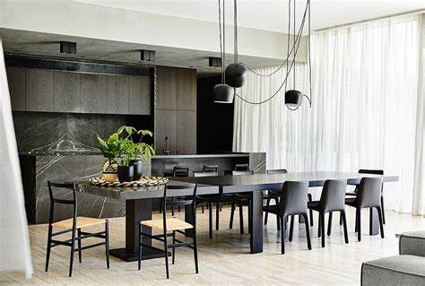 kooyong house  melbournes toorak  workroom