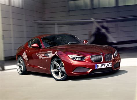 BMW Cars : 2012 Bmw Zagato Coupé