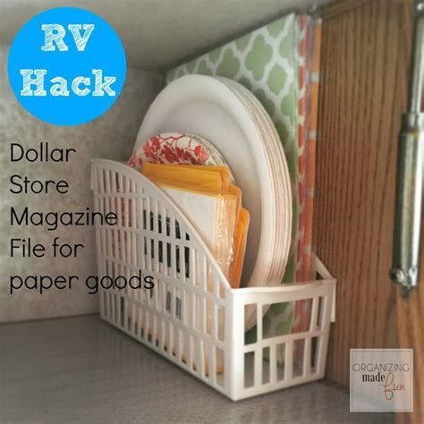 Cool Dollar Store Organizing & Storage Ideas   Noted List