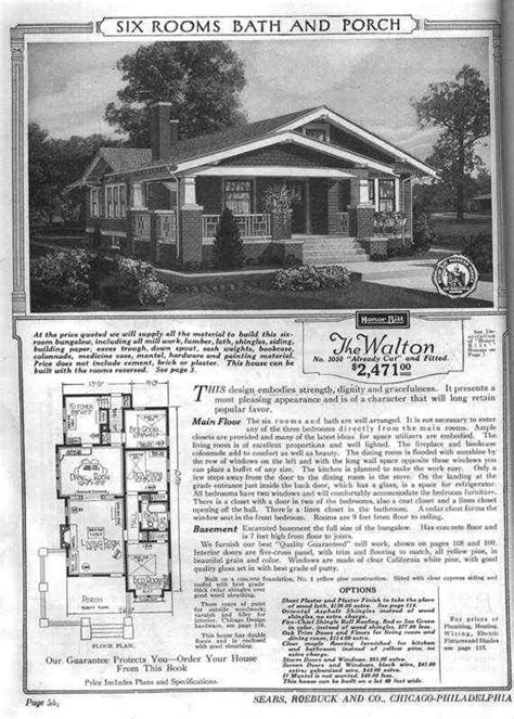 sears modern home  walton craftsman sears roebuck