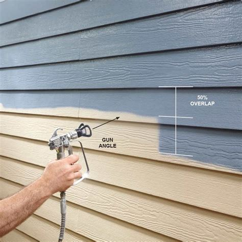 Airless Paint Sprayer Tips For Exterior Paint Jobs There's