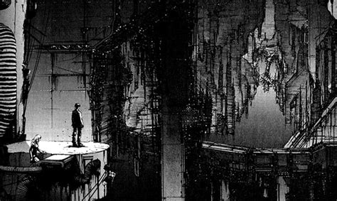 Tsutomu Nihei on Blame!, Knights of Sidonia, and Viewing ...