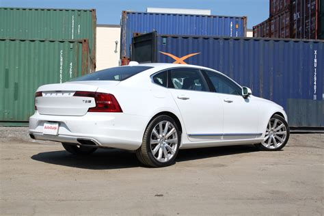 Volvo S90 T8 by 2018 Volvo S90 T8 Review Autoguide