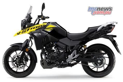 Suzuki V by 2019 Suzuki Dl250 V Strom Arrives At 7190 Ride Away
