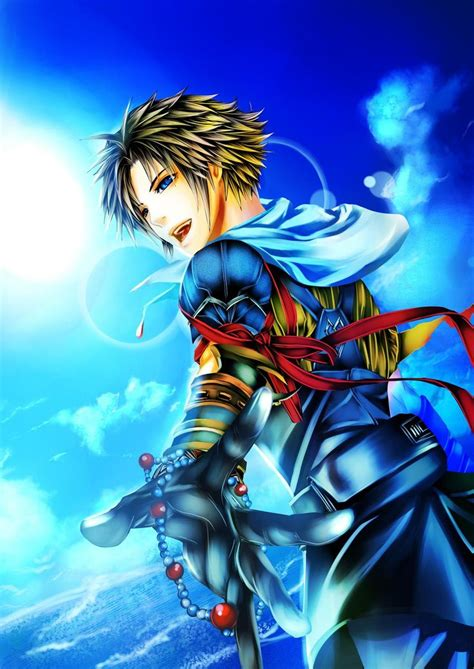Tidus Quotes This Is My Story