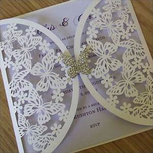 25 best ideas about butterfly wedding invitations on With how much are laser cut wedding invitations