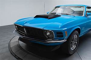 1970 Ford Mustang Boss 429 on Track to Sell for Over $100,000 - autoevolution
