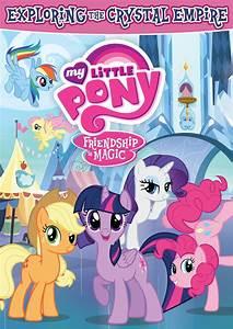 My Little Factory : my little pony friendship is magic exploring the crystal ~ Melissatoandfro.com Idées de Décoration