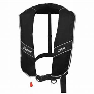 Lifesaving Pro Premium Manual Inflatable Life Jacket