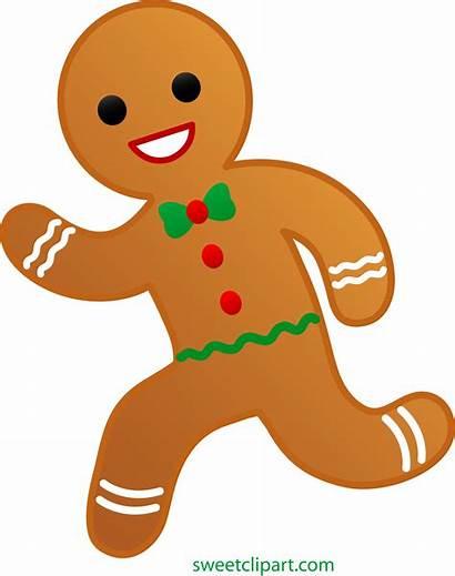 Gingerbread Running Away Clip Clipart Catch