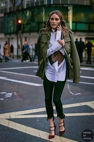 Olivia Palermo Street-Style 2017