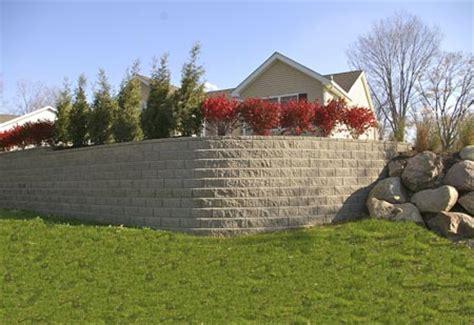 Dude Backyard Level 15 by Landscape Walls Dayton Cincinnati Schneider S Lawn