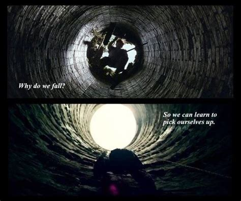 Bruce Wayne Quotes Why Do We Fall