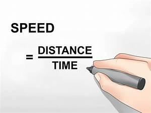 Kmh Berechnen : 5 simple ways to calculate average speed wikihow ~ Themetempest.com Abrechnung