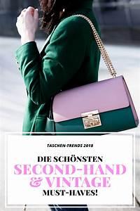Taschen Second Hand : taschen trends 2018 die sch nsten second hand und vintage must haves ~ Orissabook.com Haus und Dekorationen