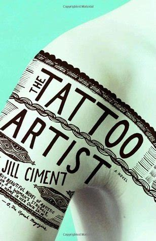 tattoo artist  jill ciment